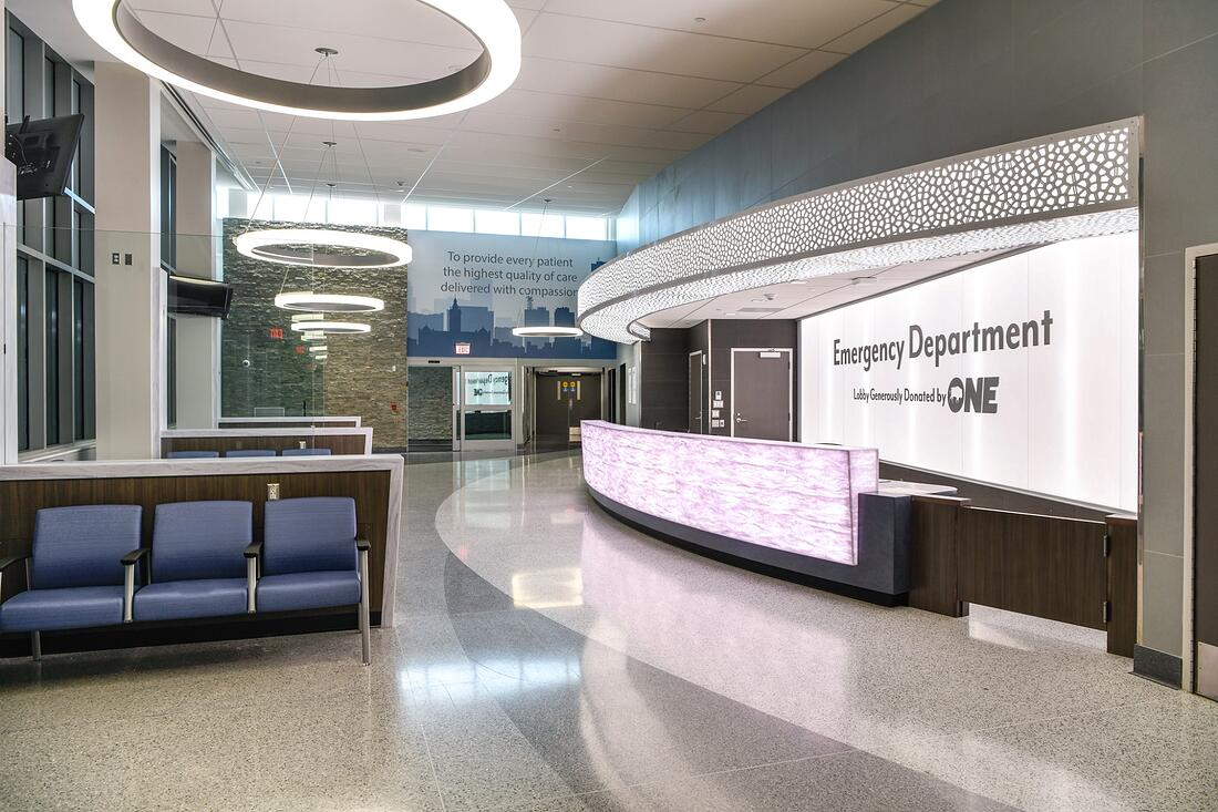 Erie-County-Medical-Center-ED-Expansion-Lobby-Image