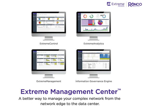 Extreme Management Center Applications